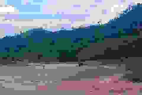 Đóng cửa mỏ cát, sỏi lòng sông Đakrông