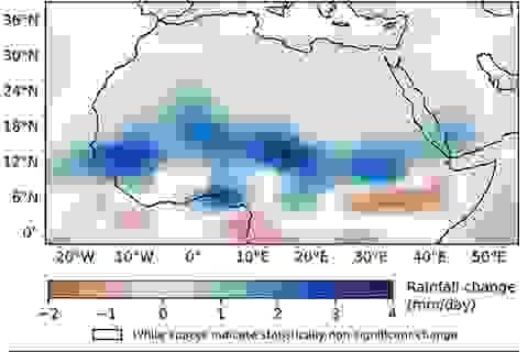 Các nhà khoa học đã công bố kế hoạch đáng kinh ngạc để tạo mưa trên sa mạc Sahara