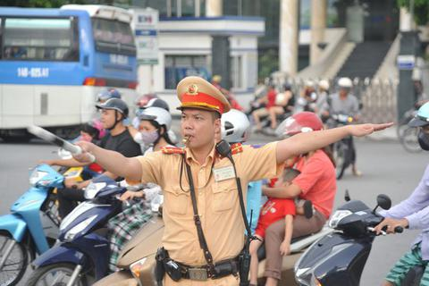 Hà Nội phân luồng giao thông phục vụ Lễ Quốc tang cố Tổng Bí thư Đỗ Mười
