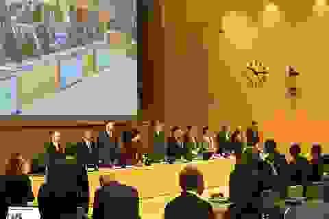 Đại hội đồng WIPO 2018 dành một phút mặc niệm Chủ tịch nước Trần Đại Quang
