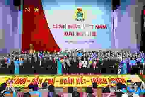 Ra mắt Ban chấp hành Tổng Liên đoàn Lao động Việt Nam khóa XII