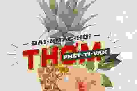 Lễ hội nhạc Indie Thơm Phết lần đầu đến với bạn trẻ Hà Nội