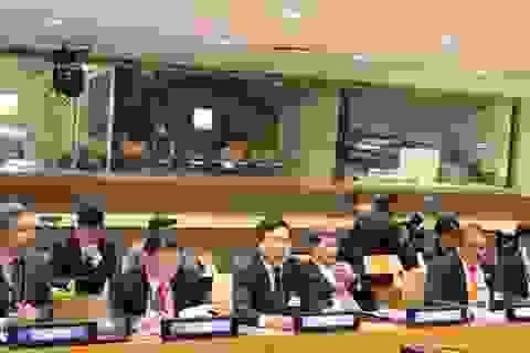 Việt Nam đồng chủ trì Hội nghị Bộ trưởng Ngoại giao ASEAN-GCC tại Hoa Kỳ