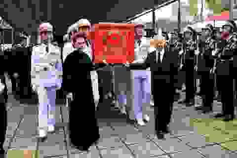 Lễ truy điệu trang trọng tại tang lễ Chủ tịch nước Trần Đại Quang