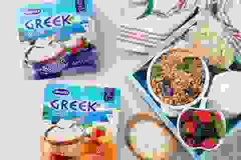 Sữa chua Hy Lạp: Càng ăn, càng ghiền, càng đẹp hơn
