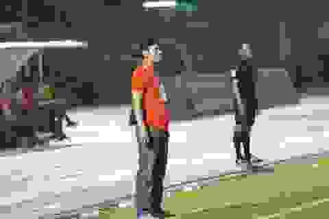 """HLV Minh Phương khẳng định SHB Đà Nẵng không """"buông"""" Sài Gòn FC"""
