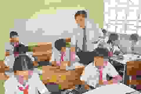 """""""Mọi cố gắng giảng dạy đều hướng đến học sinh thân yêu"""""""