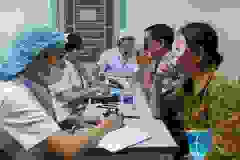 """TPHCM: Khám bệnh miễn phí tại """"Ngày hội sức khỏe cộng đồng"""""""