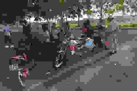 Đồng loạt ra quân chấn chỉnh tình trạng học sinh vi phạm luật giao thông