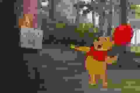 Bí mật hạnh phúc... là hãy sống như gấu Pooh