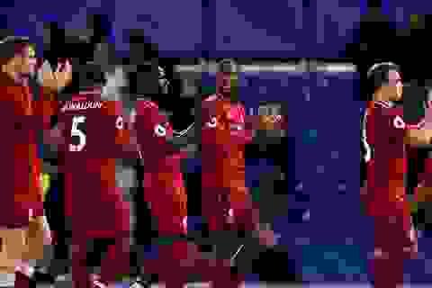 Nhìn lại trận đấu bất phân thắng bại giữa Chelsea và Liverpool