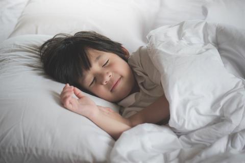 Bí quyết nuôi dưỡng giấc ngủ ngon cho trẻ