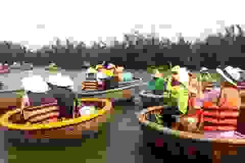 Hội An: Chấn chỉnh tình trạng bát nháo ở Khu du lịch sinh thái rừng dừa Bảy Mẫu