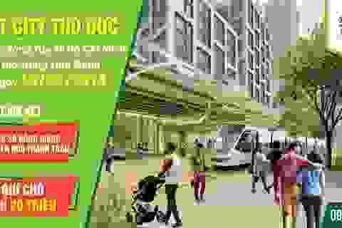 Đông Hưng Group: Tháng 7 tung 7 ưu đãi-Smart City Thủ Đức sốt hàng