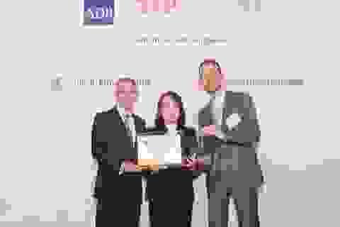 ADB coi BIDV  là đối tác hàng đầu tại Việt Nam