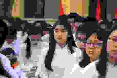 """Chủ tịch nước Trần Đại Quang: """"Đổi mới dạy học theo hướng hiện đại, giúp học sinh phát triển tư duy, sáng tạo"""""""