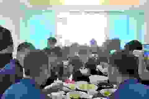 NutiFood tập huấn kiến thức dinh dưỡng cho CLB bóng đá Sài Gòn