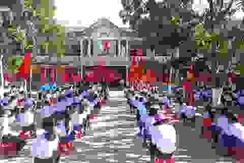 Quảng Trị: Đầu năm học, ngành Giáo dục giảm 75 đơn vị sự nghiệp công lập sau sáp nhập