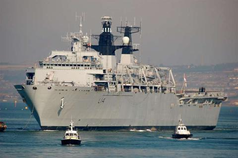 Truyền thông Trung Quốc lớn tiếng cảnh báo đáp trả vụ Anh đưa tàu áp sát Hoàng Sa