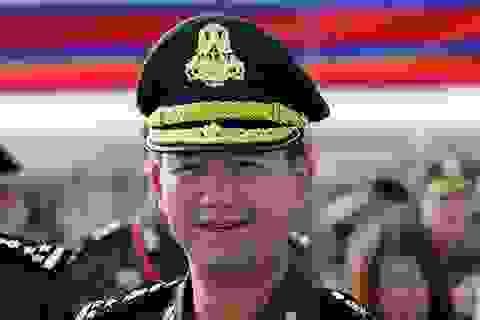 Con trai Thủ tướng Hun Sen được thăng chức tư lệnh lực lượng vũ trang Campuchia