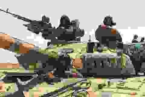 Quân đội Syria sẵn sàng tấn công Idlib