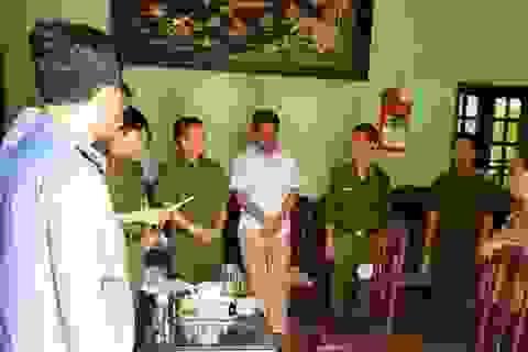 Bắt tạm giam Trưởng phòng Tài nguyên Môi trường huyện Thanh Liêm