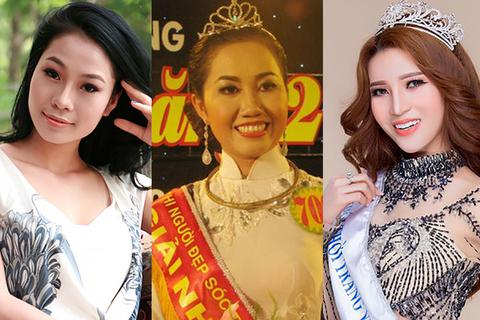 Những Hoa khôi, Á khôi từng vướng scandal bán dâm gây rúng động showbiz Việt