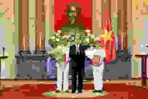 Chủ tịch nước trao quyết định bổ nhiệm Phó Viện trưởng Viện KSND tối cao