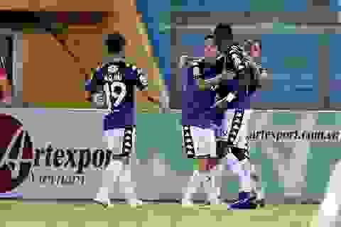 CLB Hà Nội có cơ hội vô địch sớm tại vòng 21 V-League 2018