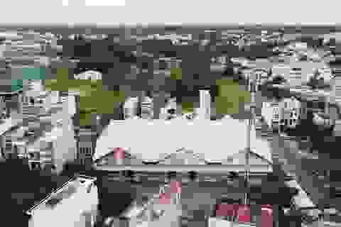 Cận cảnh chợ tiền tỷ bỏ hoang hơn 10 năm ở Sài Gòn