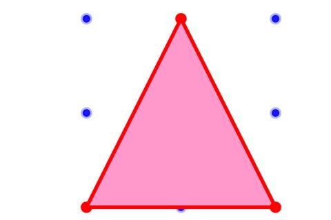 """Toán tương tác: Đáp án câu đố """"dựng hình tam giác"""" khó nhằn"""