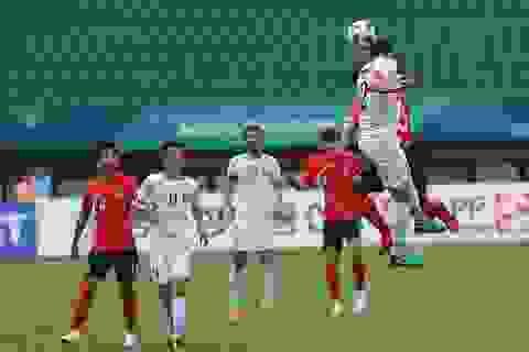 Olympic Hàn Quốc đánh giá cuộc đấu với Uzbekistan là chung kết Asiad 2018