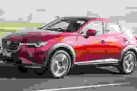 Mazda CX-3 thế hệ thứ hai sẽ lớn hơn