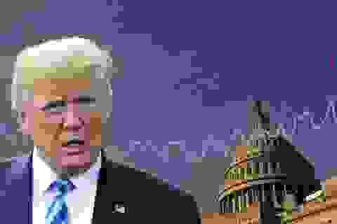 """Bầu cử giữa kỳ tại Mỹ: Tổng thống Trump """"lo sốt vó""""?"""