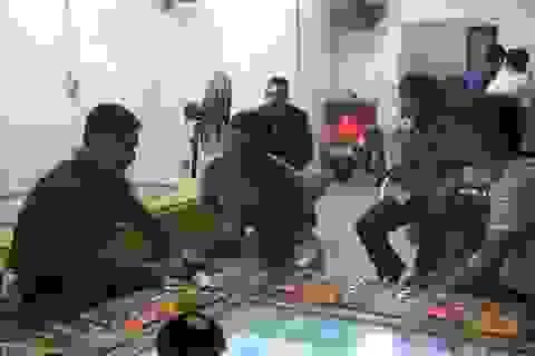 Bắt giữ hàng chục đối tượng đánh bạc bằng game bắn cá