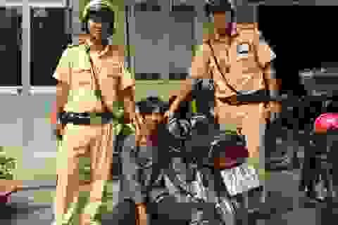 TPHCM: Cảnh sát giao thông cùng người dân bắt gọn tên trộm