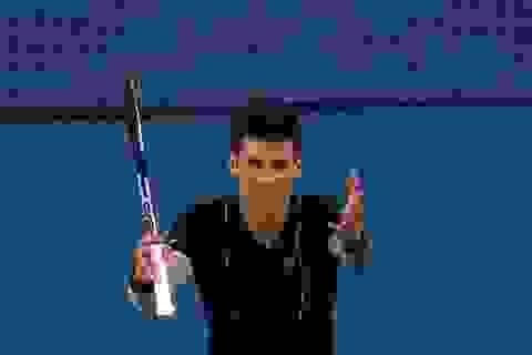 Australian Open: Djokovic thắng nhàn, tay vợt người Hàn Quốc loại A.Zverev