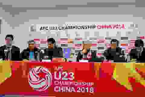 """HLV U23 Iraq: """"Chúng tôi đã chuẩn bị phương án đá 11m với U23 Việt Nam"""""""