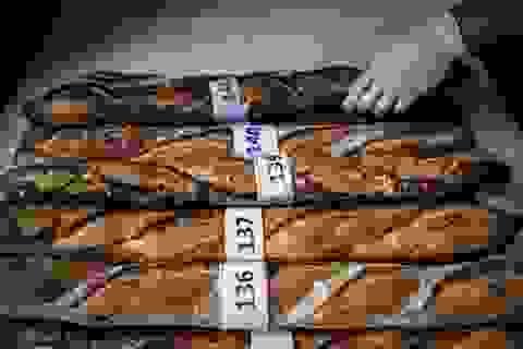 Ông Macron kêu gọi công nhận bánh mì Pháp là di sản UNESCO