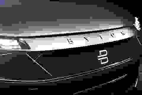 """Byton Concept - Những con số """"không tưởng"""""""
