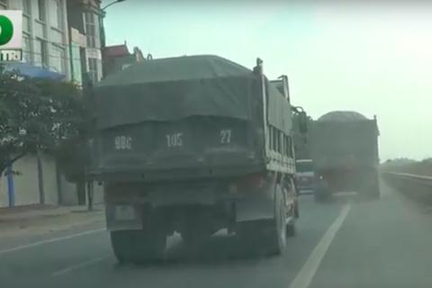 Bí thư tỉnh ủy Bắc Giang chỉ đạo quyết liệt, CSGT bắt hàng trăm xe quá khổ, quá tải!