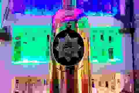 Chai rượu vodka gần 30 tỷ đồng bị đánh cắp