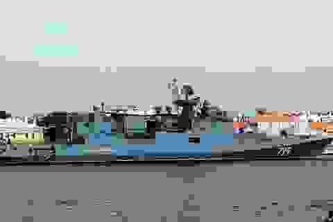 Chiến hạm Đô đốc Makarov khiến Mỹ bất an
