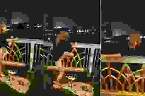 Thất tình, cô gái quay trực tiếp cảnh nhảy cầu tự tử đăng facebook