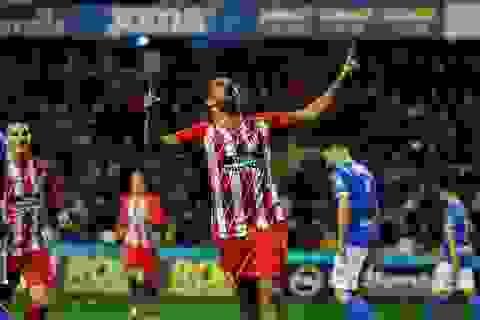"""Diego Costa """"thông nòng"""" chỉ sau 5 phút tái xuất sân cỏ"""