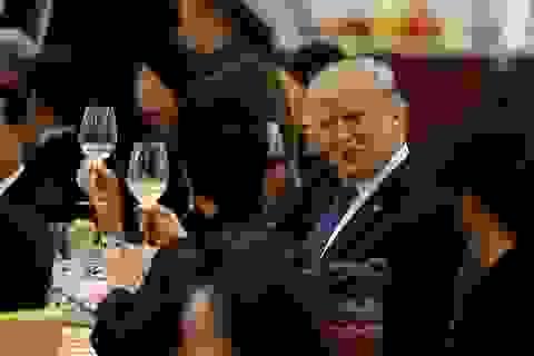 Ai sẽ là khách mời đầu tiên dự quốc yến của Tổng thống Trump?