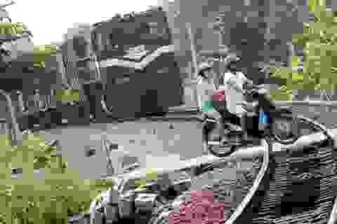 """Sẽ """"xóa sổ"""" toàn bộ các lối đi tự mở cắt ngang đường sắt"""