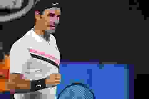Australian Open:  Federer vẫn tiến đều, Wawrinka thành khán giả