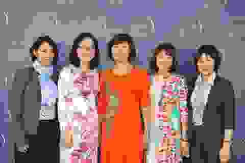 Lộ diện 5 nhà khoa học nữ xuất sắc năm 2017