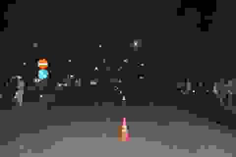 CSGT tông chết người khi truy đuổi xe vi phạm